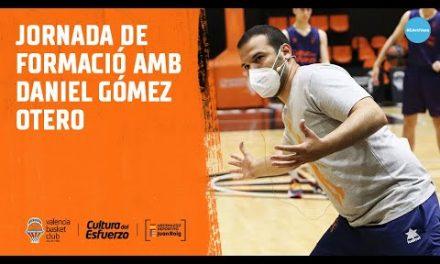 Jornada de formación con Daniel Gómez Otero