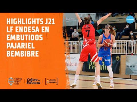 Highlights J21 LF Endesa en Embutidos Pajariel Bembibre