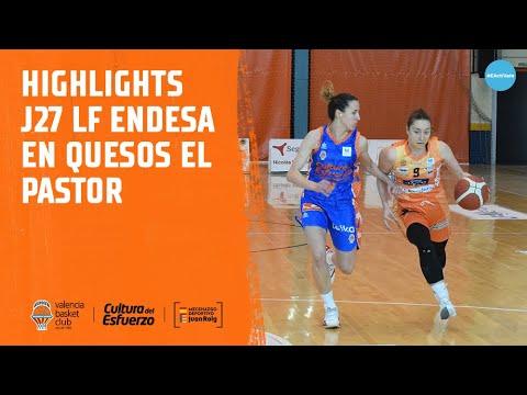 Highlights J27 LF Endesa en Quesos El Pastor