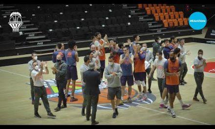 Un impulso especial antes de la J34 Turkish Airlines EuroLeague vs TD Systems Baskonia
