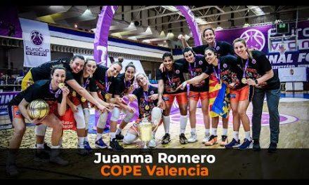 Así se narró la Eurocup Women en… COPE Valencia