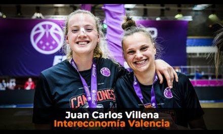 Así se narró la Eurocup Women en Intereconomía Radio Valencia con Juan Carlos Villena