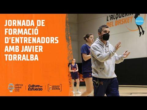 Así vivimos la jornada de formación de entrenadores con Javier Torralba