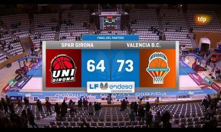 Highlights P1 Semis LF Endesa en Spar Girona