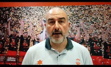 Jaume Ponsarnau Previa J29 Liga Endesa vs Club Joventut Badalona