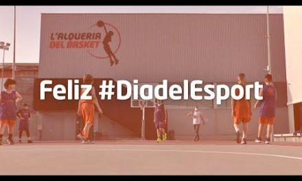 Feliz #DiadelEsport