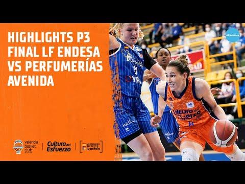 Highlights P3 Final LF Endesa en Perfumerías Avenida