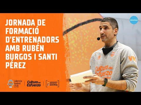 Jornada de formación con Rubén Burgos y Santi Pérez