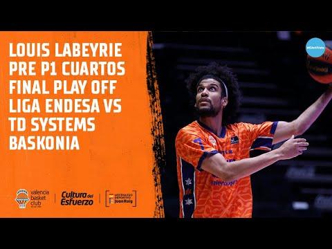Louis Labeyrie Pre P1 Cuartos Final Play Off