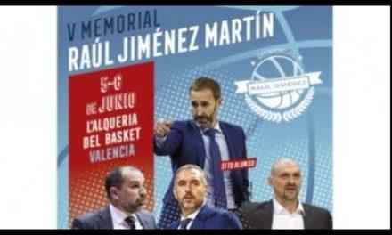 Jornada de formación de entrenadores V Memorial Raúl Jiménez