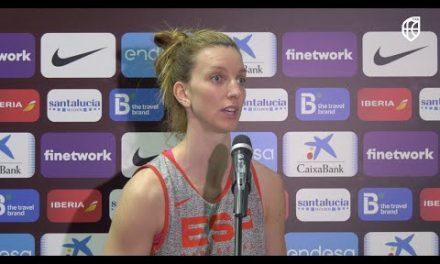 Laura Gil pre torneo de preparación Valencia