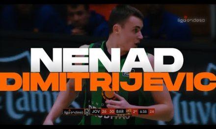 Nenad Dimitrijevic se incorpora al Valencia Basket
