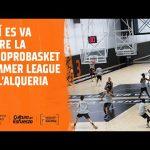 La 7ª edición de la Summer League de EuroProBasket, un trampolín profesional en L'Alqueria