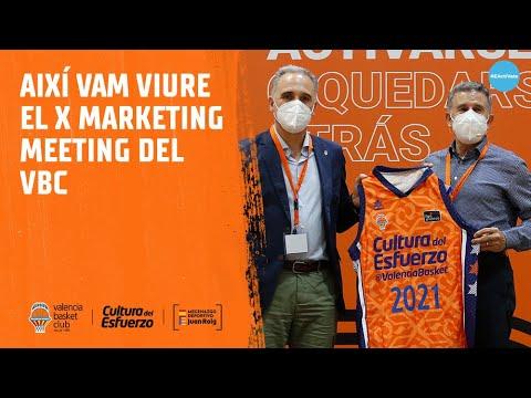 Así vivimos el X Marketing Meeting de Valencia Basket