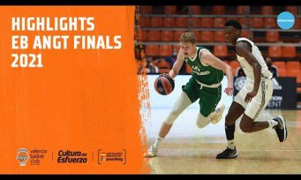 Highlights EB ANGT Finals Valencia 2021