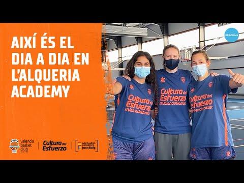 Así viven su día a día Lucas, Candela y Laura en L'Alqueria Academy