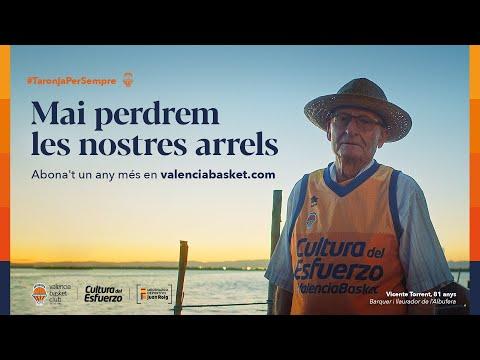 Spot Campaña de Abonos 2021-2022: Mai Perdrem Les Nostres Arrels #TaronjaPerSempre