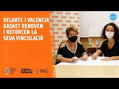 Renovación del acuerdo de patrocinio con Velarte 2021