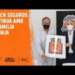 Zurich Seguros renueva su patrocinio con Valencia Basket