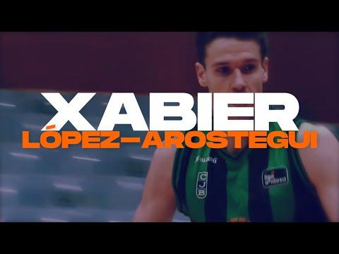Xabier López-Arostegui se incorpora al Valencia Basket