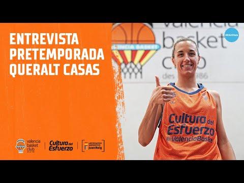 Entrevista pretemporada Queralt Casas