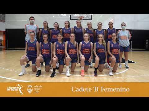 Presentación Equipos L'Alqueria del Basket 21/22
