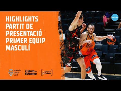 Highlights partido de presentación masculino vs Gran Canaria