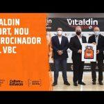 Vitaldin Sport, nuevo patrocinador del Valencia Basket
