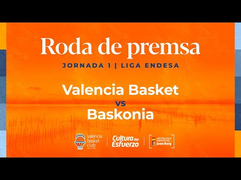 Rueda de prensa post J1 Liga Endesa vs Baskonia