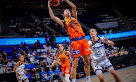 Resumen: CB Clarinos 58 – Valencia Basket 68. Semifinales Supercopa LF Endesa