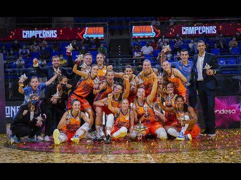 Highlights Final Supercopa LF Endesa Valencia Basket 81 – Perfumerías Avenida 63