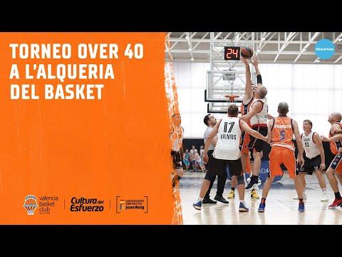 Torneo Over 40 en L'Alqueria del Basket