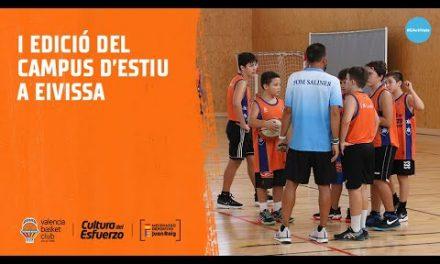I Edición del Campus de verano en Ibiza