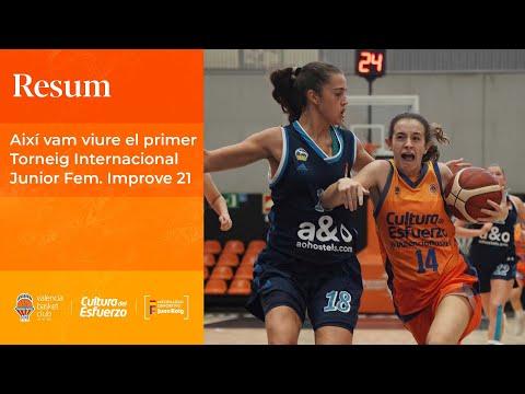 Así vivimos el I Torneo Internacional Junior Femenino L'Alqueria 2021