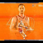 Declaraciones Sam Van Rossom 400 partidos en Valencia Basket