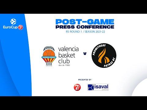 G1 21-22 7DAYS Eurocup vs Promitheas Patras