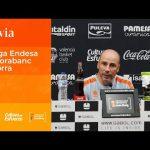 Joan Peñarroya Pre J7 Liga Endesa en Morabanc Andorra