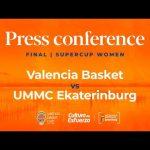 SuperCup Women 2021 vs UMMC Ekaterinburg