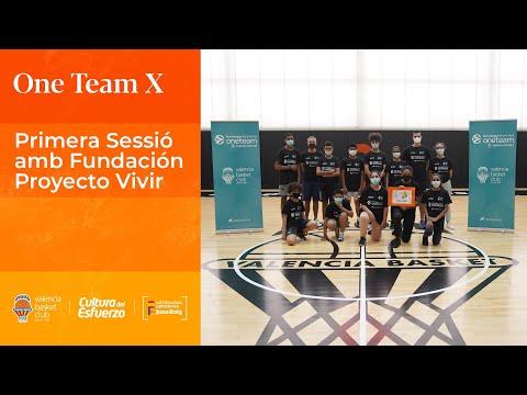 One Team Fundación Proyecto Vivir  – Sesión 1
