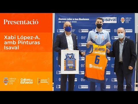 Presentación Xabi López-Arostegui