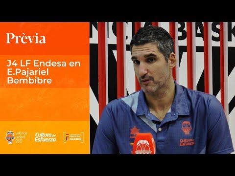 Rubén Burgos Pre LF Endesa J4 en Embutidos Pajariel Bembibre